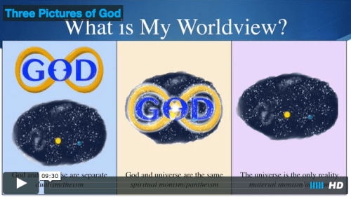 what is my worldview
