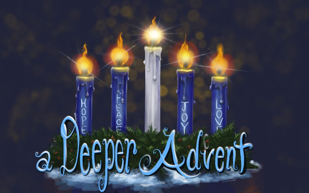A Deeper Love | A Sermon for Advent 4 from Luke 1:46-55