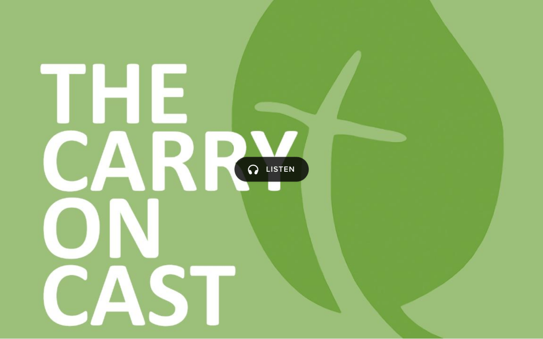 Carry On Podcast Episode on Romans 5