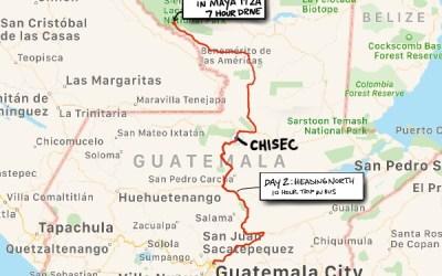 Guatemala Day 3: Arriving in Maya Itza