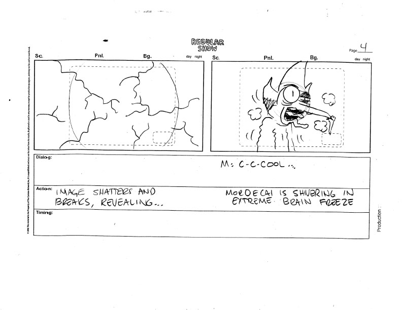 Sequence 2 -  Page 4