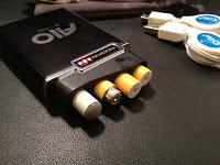 innokin AIO review e-cigarette charging case charges phones e-cigarette charging image