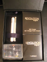 Revolution Vapor e-cigarette starter kit review kr808 kit image