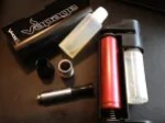 V-MOD XL Review juice fed ecig by vapage disassembled image