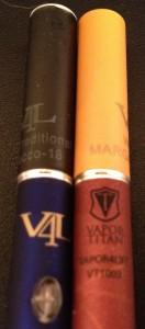 vapor4life review two batteries