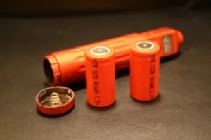 vari stack with 2 batteries