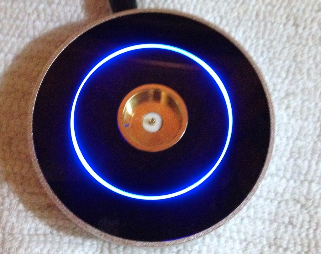 Cool Light Up Wireless Charger