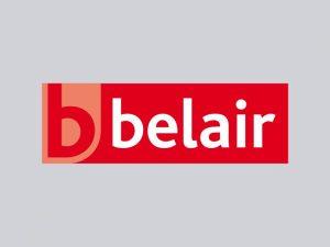 Belair Logo design