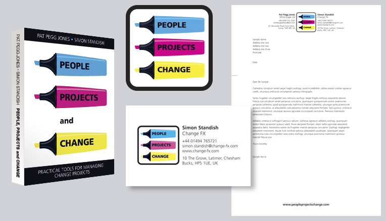 Branding People, Projects, Change