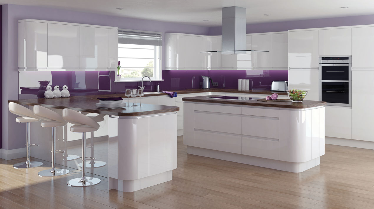 Small Fitted Kitchen Designs