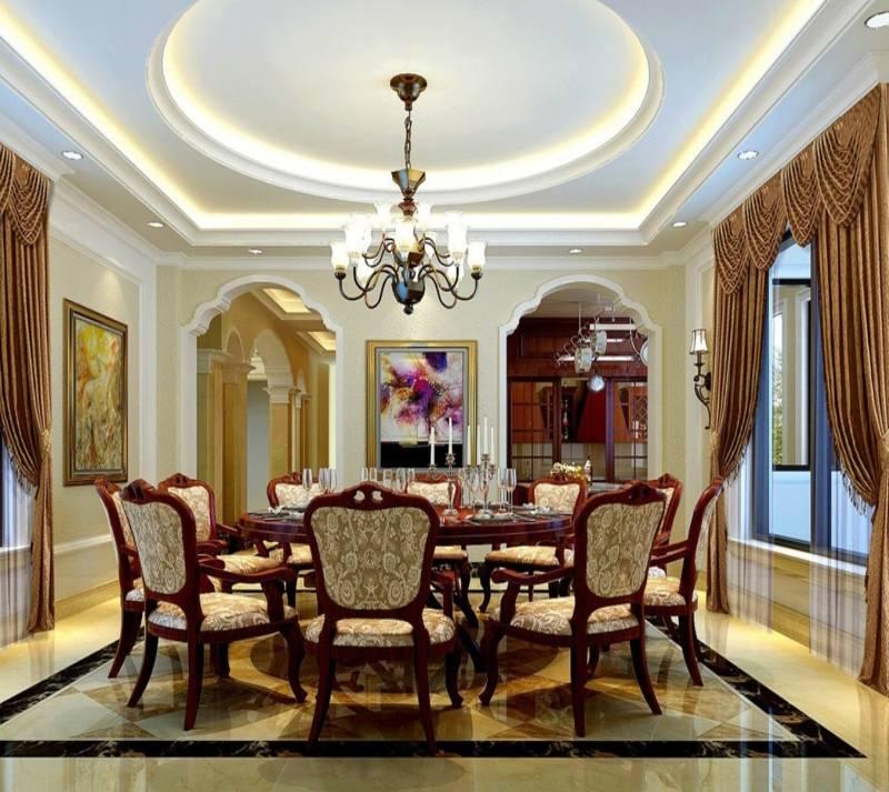 24 Interesting Dining Room Ceiling Design Ideas Interior Design Inspirations