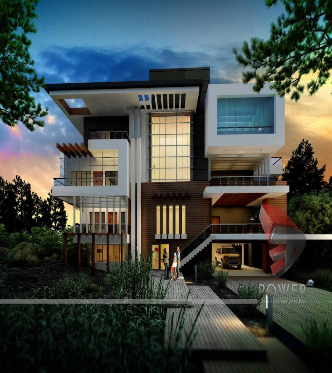 67 Beautiful Modern Home Design Ideas In One Photo Gallery ...