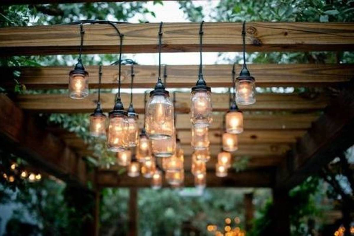 20 Impressionable Covered Patio Lighting Ideas Interior