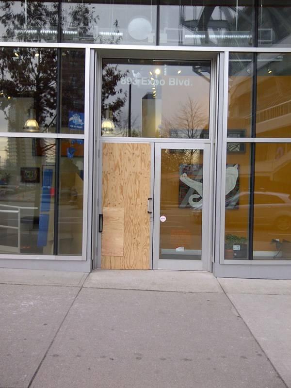 12 Ideas Of Business Glass Front Door Interior Design