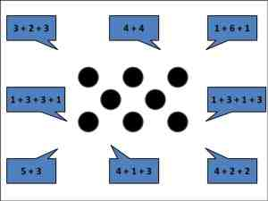 8 dots picture