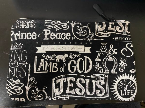Names of Jesus Zipper Pouch
