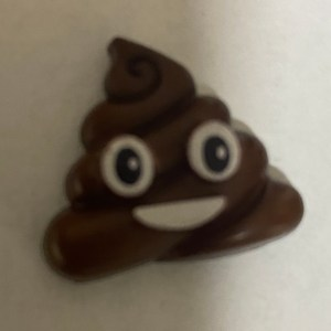Poo Emoji Magnet - The beloved Poo Emoji as a magnet. #PooEmoji