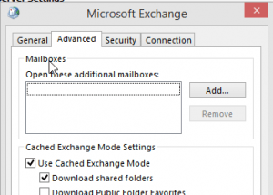 Thoughts on caching shared mailboxes with Office 365 | All About