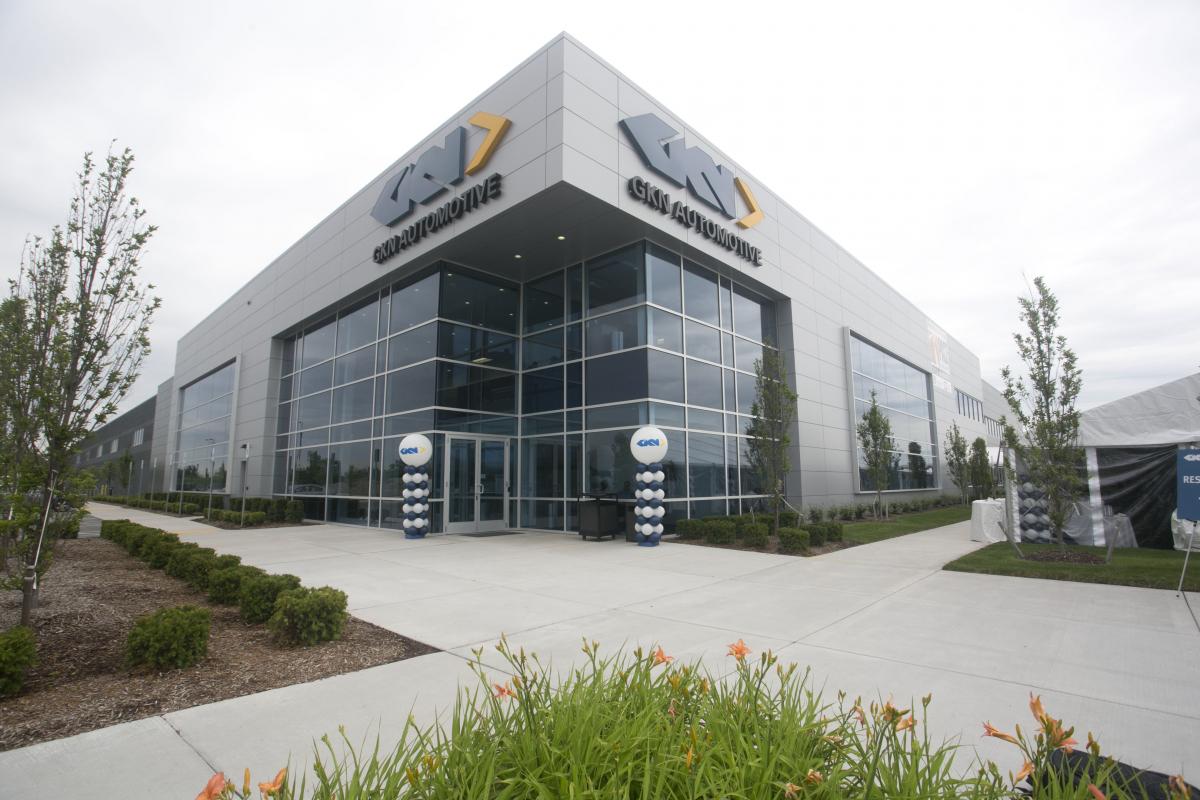 Image result for GKN building