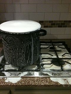 Memoirs of Making Homemade Laundry Detergent – Part 2