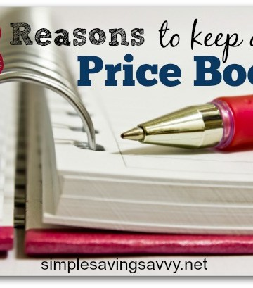 3 Reasons to Keep a Price Book