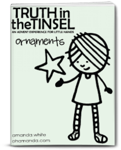 Truth in the Tinsel Ornaments book