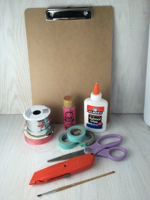 DIY Washi Tape Clipboard – Frugal Teacher Gift