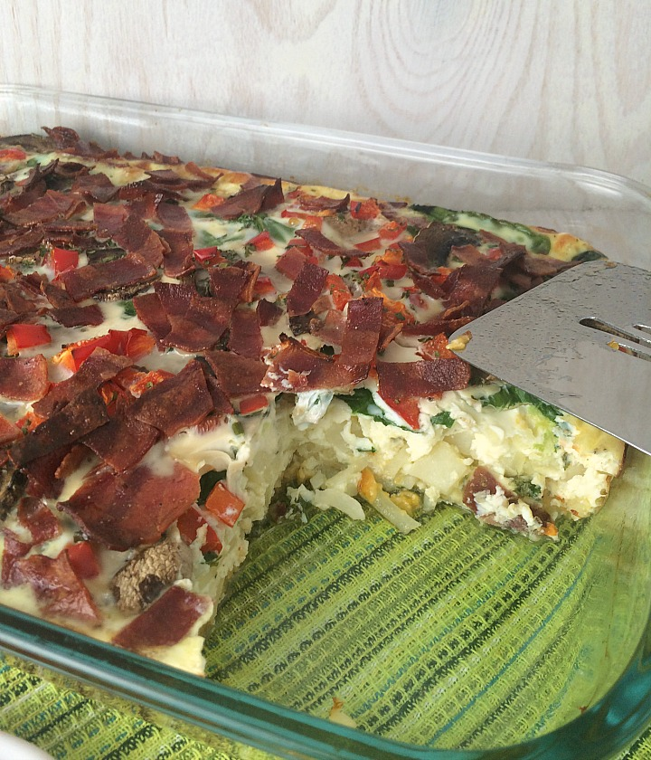 Best Breakfast Casserole