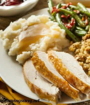 7 Holiday Dinner Money Saving Tips