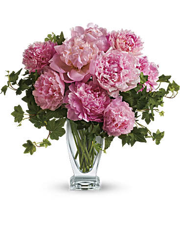 Teleflora's Perfect Peonies PM