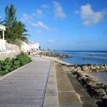 Boardwalk, Worthing, Barbados