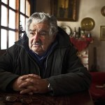 Uruguay's president, José Mujica, at home on the outskirts of Montevideo