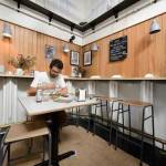 Old toilets transformed into new London restaurants
