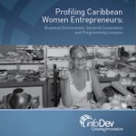 caribbean women report cover