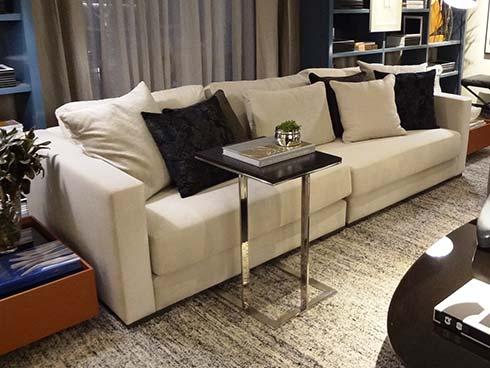Clean-Sofa