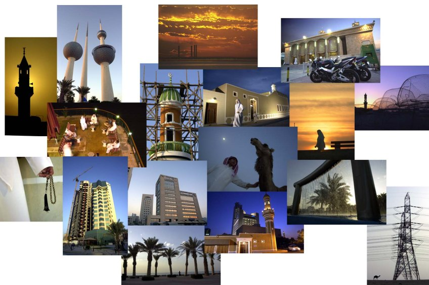 Stewart Innes Kuwait filming Fixer in Syria