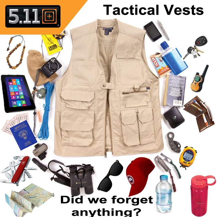5.11 Tactical in Kuwait