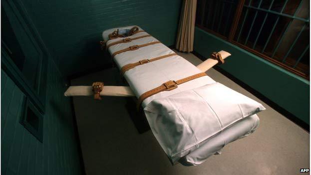 قانون الإعدام في أمريكا