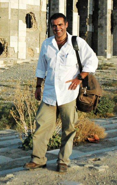 Stewart Innes Kabul, Afghanistan