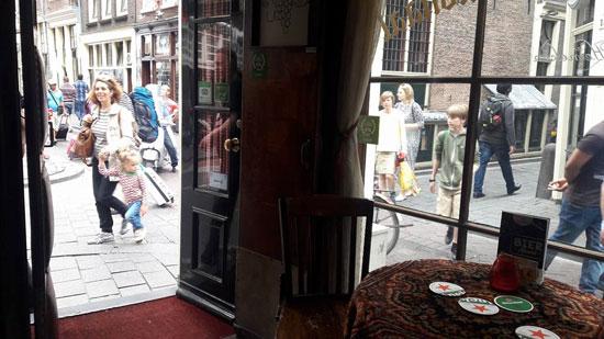 Stewart Innes summer-2016-cycling-holiday-amsterdam-lost