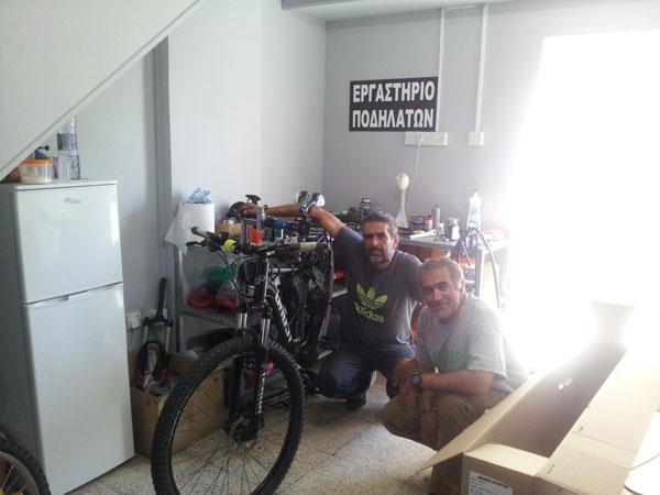 Stewart Innes ghost-bike-cyprus-repairs-details19