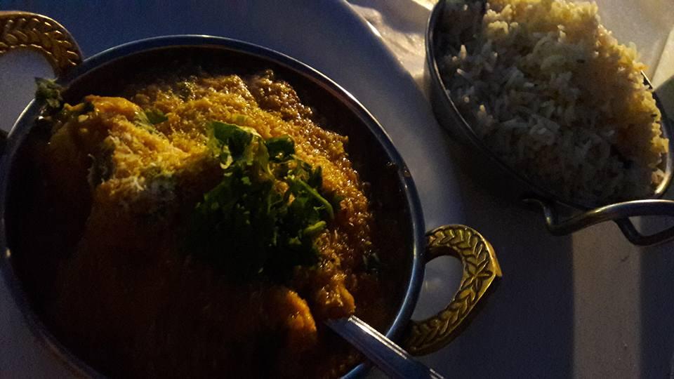 Stewart Innes cycling-from-nicosia-to-kyrenia-indian-food-in-kyrenia-food-2