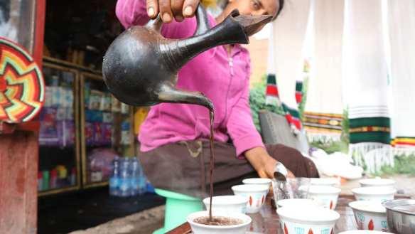 Stewart Innes Ethiopia Lalibela coffee school hiking photography