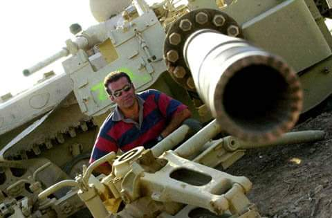 Stewart Innes Baghdad Iraq