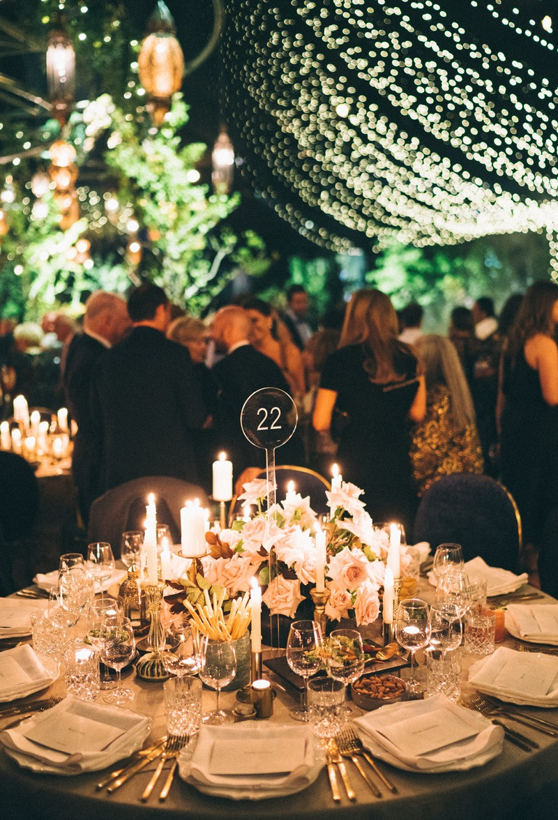 Melbourne wedding reception