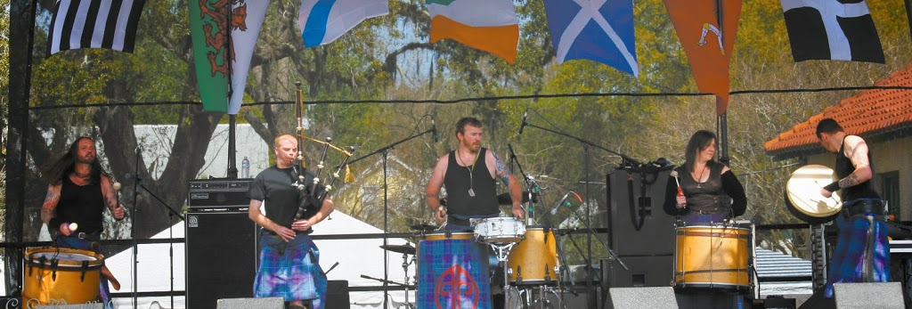 Albannach to Perform at St Augustine Celtic Music and Cultural Festival March 13-15, 2015