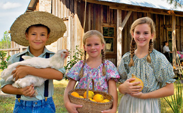 Florida Agricultural Museum farm experiences for children