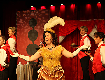 Limelight Theater Hello Dolly production