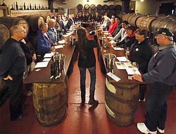 San Sebastian Winery Tasting and Tour