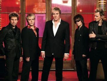 Duran Duran performed at St. Augustine Amphitheatre